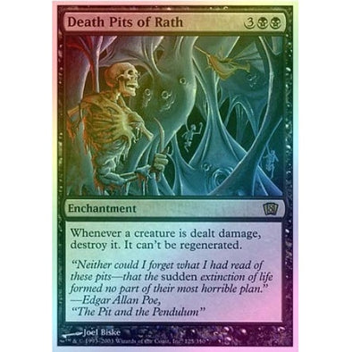 Death Pits of Rath (Foil) - 401 Games