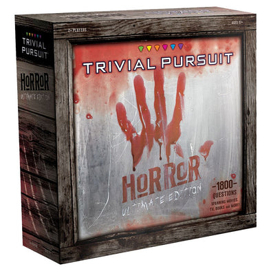 Trivial Pursuit - Horror Movie Ultimate Edition available at 401 Games Canada