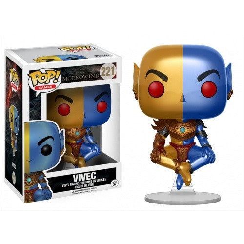 Buy Pop! Elder Scrolls Online - Morrowind - Vivec and more Great Funko & POP! Products at 401 Games