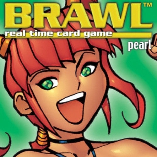 Buy Brawl - Real Time Card Game - Pearl and more Great Board Games Products at 401 Games