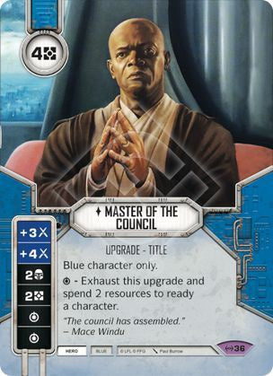 Master of the Council - 401 Games