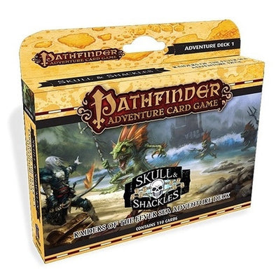 Pathfinder Adventure Card Game - Skulls and Shackles - Raiders of the Fever Sea - 401 Games