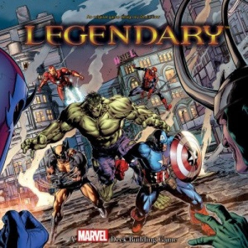 Marvel Legendary - Deck Building Game - 401 Games