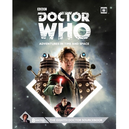 Doctor Who: Adventures in Time and Space - The Eighth Doctor Sourcebook - 401 Games