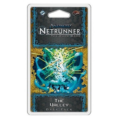 Buy Android: Netrunner LCG - The Valley and more Great Board Games Products at 401 Games