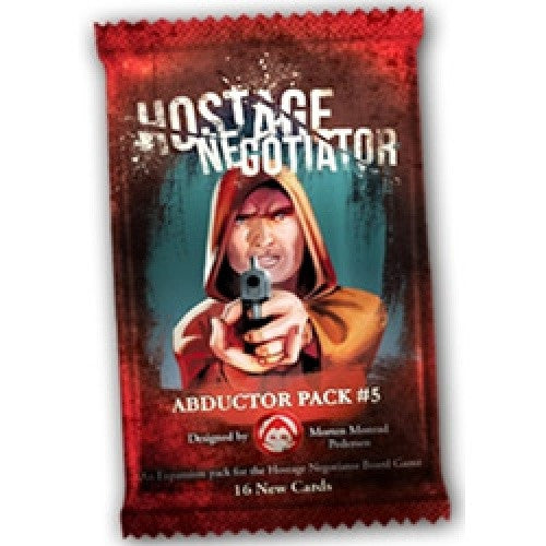 Hostage Negotiator - Abductor Pack #5 - 401 Games