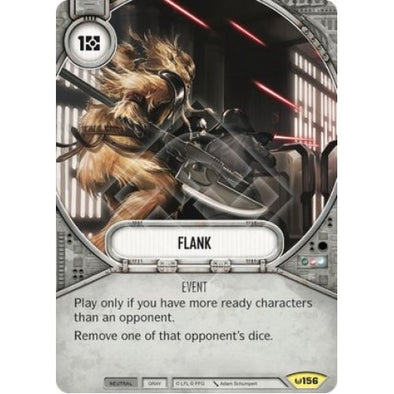 Flank available at 401 Games Canada