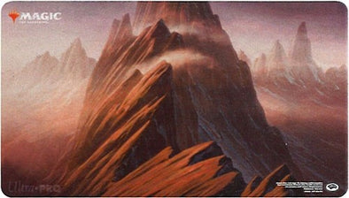 Buy Ultra Pro - Play Mat - MTG - Unstable Mountain and more Great Sleeves & Supplies Products at 401 Games