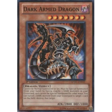 Dark Armed Dragon - (Gold Rare) (PGLD) available at 401 Games Canada