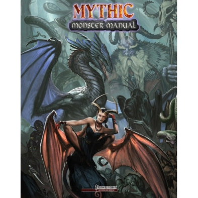 Buy Pathfinder - Book - Mythic Monster Manual and more Great RPG Products at 401 Games