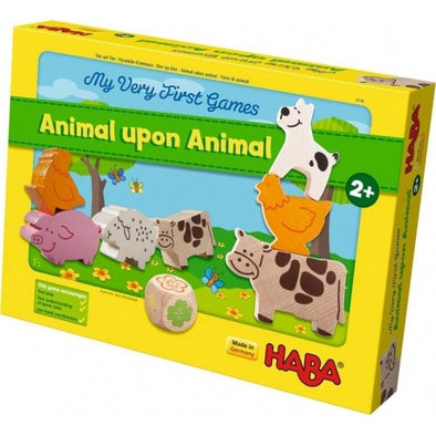 My Very First Games - Animal Upon Animal available at 401 Games Canada