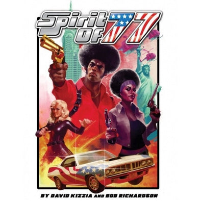 Apocalypse - Spirit of 77 - Core Rulebook