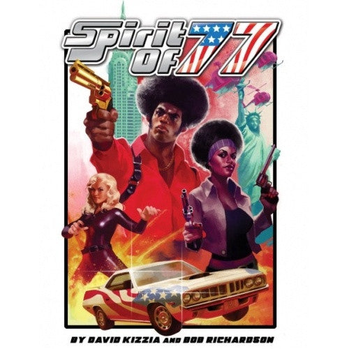 Apocalypse - Spirit of 77 - Core Rulebook - 401 Games