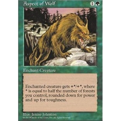 Aspect of Wolf - 401 Games