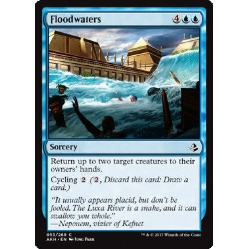 Floodwaters (AKH) available at 401 Games Canada