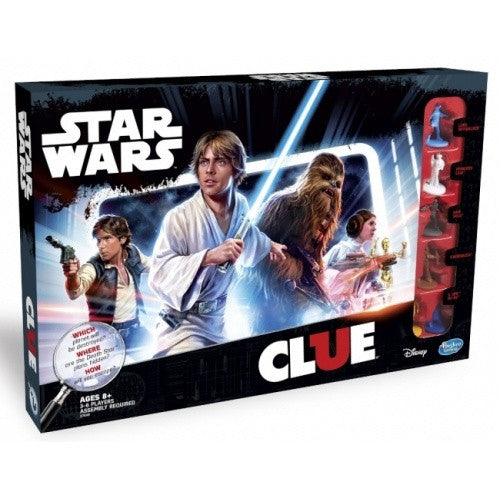 Clue - Star Wars - 401 Games