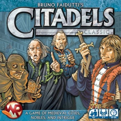 Buy Citadels - Classic Edition and more Great Board Games Products at 401 Games