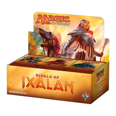 Buy MTG - Rivals of Ixalan - Russian Booster Box and more Great Magic: The Gathering Products at 401 Games