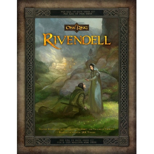 The One Ring - Rivendell available at 401 Games Canada