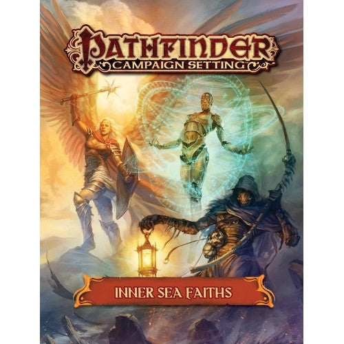 Buy Pathfinder - Campaign Setting - Inner Sea Faiths and more Great RPG Products at 401 Games