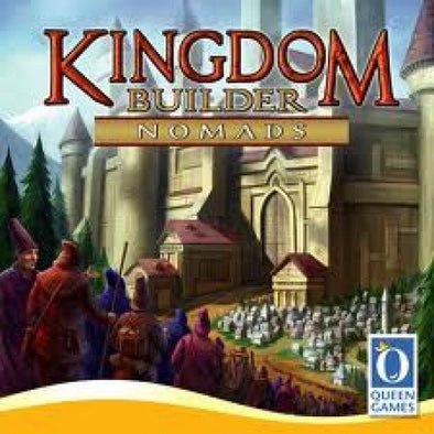Kingdom Builder - Nomads Expansion - 401 Games