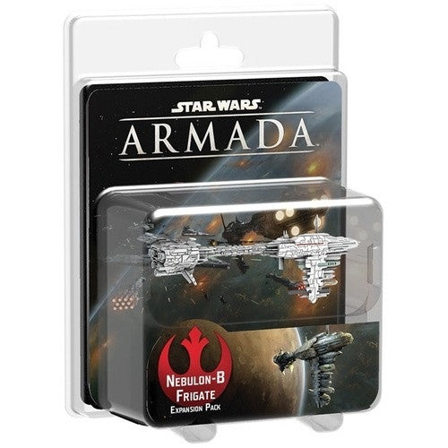 Star Wars Armada - Nebulon-B Frigate - 401 Games