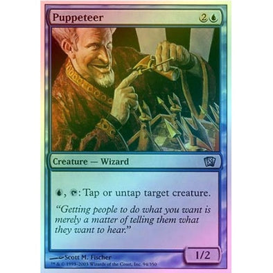 Puppeteer (Foil) available at 401 Games Canada