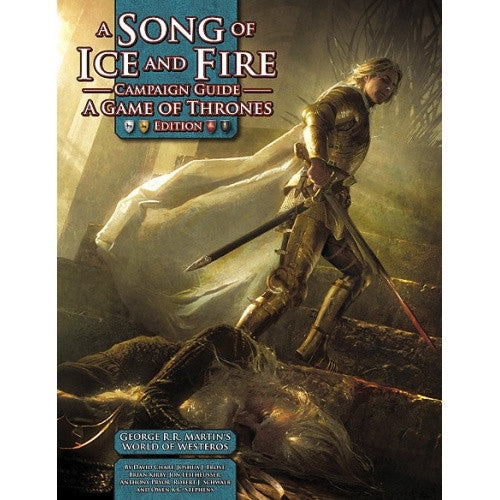 Buy A Song of Ice and Fire - Campaign Guide - A Game of Thrones Edition and more Great RPG Products at 401 Games