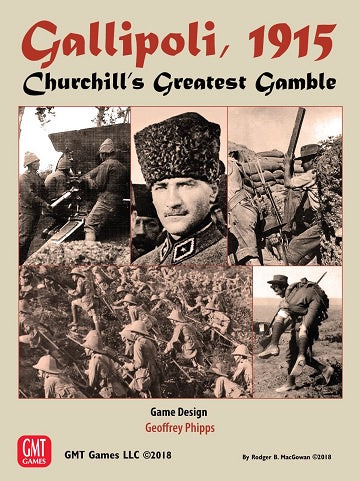 Buy Gallipoli, 1915 and more Great Board Games Products at 401 Games