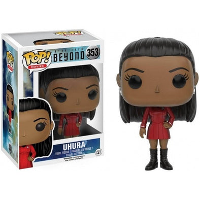 Buy Pop! Star Trek Beyond - Uhura and more Great Funko & POP! Products at 401 Games