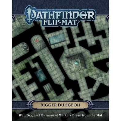 Buy Pathfinder - Flip Mat - Bigger Dungeon and more Great RPG Products at 401 Games