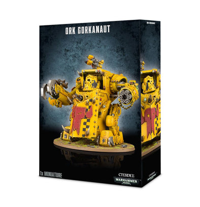 Warhammer 40,000 - Orks - Ork Gorkanaut available at 401 Games Canada