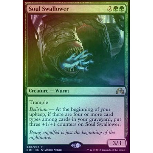 Soul Swallower (Foil) - 401 Games
