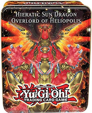 Yugioh - Hieratic Sun Dragon Overlord of Heliopolis 2012 Tin Wave 2 - 401 Games