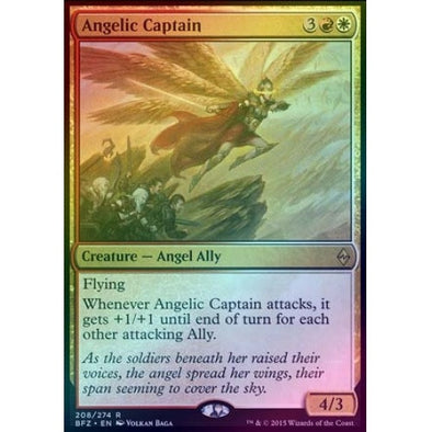 Angelic Captain (Foil) (BFZ) available at 401 Games Canada