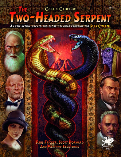 Buy The Two-Headed Serpent and more Great RPG Products at 401 Games