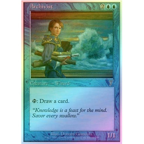 Archivist (Foil) available at 401 Games Canada