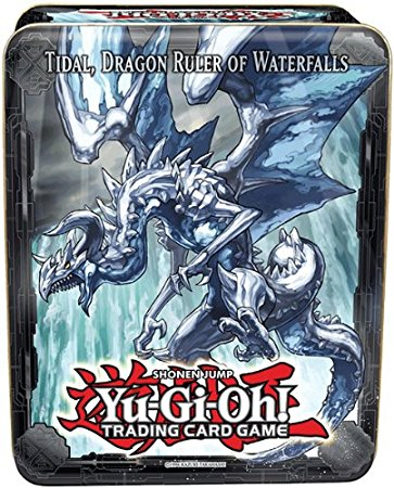 Yugioh - Tidal, Dragon Ruler of Waterfalls 2013 Tin Wave 1 - 401 Games