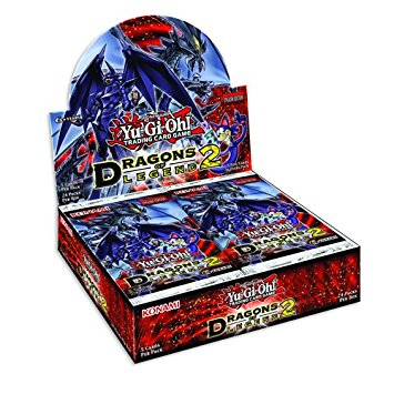 Buy Yugioh - Dragons of Legend 2 Booster Box and more Great Yugioh Products at 401 Games
