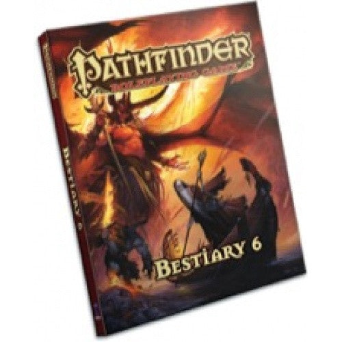 Buy Pathfinder - Book - Bestiary 6 and more Great RPG Products at 401 Games