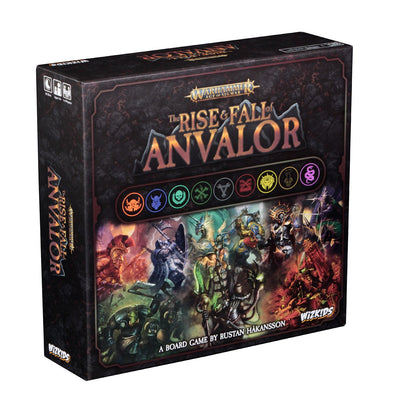 Warhammer - The Rise and Fall of Anvalor