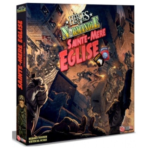 Heroes of Normandie: Sainte-Mere Eglise - 401 Games