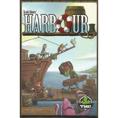Harbour - 401 Games