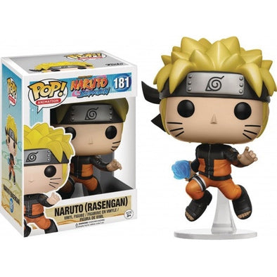 Buy Pop! Naruto Shippuden - Naruto (Rasengan) and more Great Funko & POP! Products at 401 Games