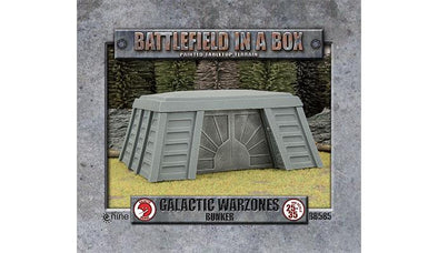 Battlefield in a Box - Galactic Warzones - Bunker - 401 Games