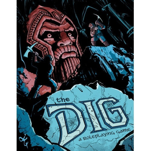 The Dig - Core Rulebook available at 401 Games Canada