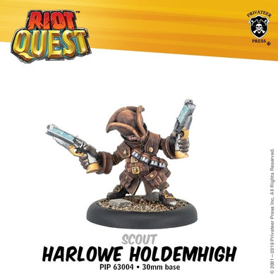 Riot Quest - Hero - Harlowe Holdemhigh - 401 Games