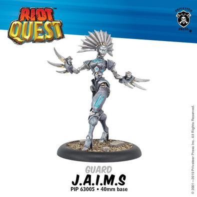 Riot Quest - Hero - J.A.I.M.s - 401 Games
