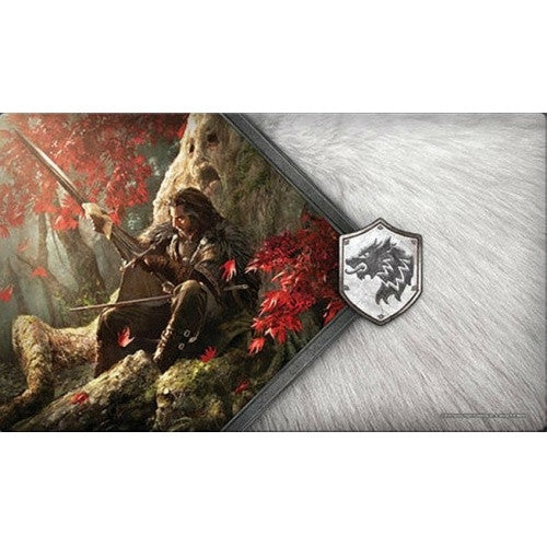 Game of Thrones Living Card Game - The Warden of the North Playmat - 401 Games