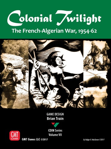 Buy Colonial Twilight: The French-Algerian War, 1954-62 and more Great Board Games Products at 401 Games